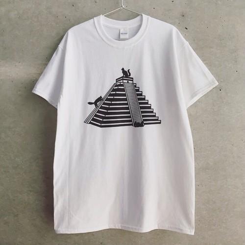 Merzbow.duenn.Nyantora - 3RENSA T-Shirt