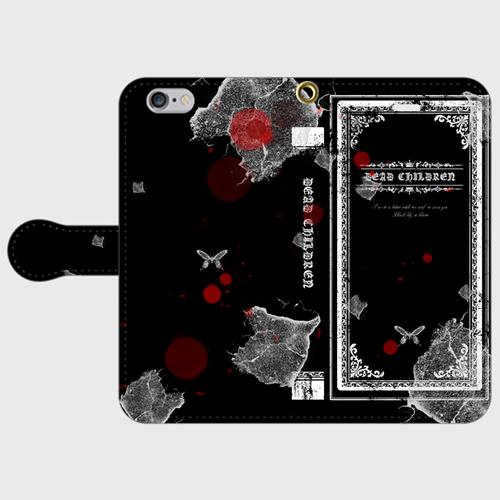 Dead Children 手帳型iPhoneケース