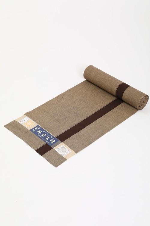 きもの / 片貝木綿 / One line / Brown(With tailoring)
