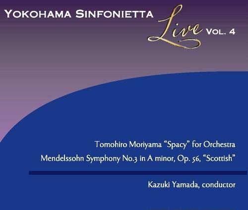 YOKOHAMA SINFONIETTA Live Vol.4