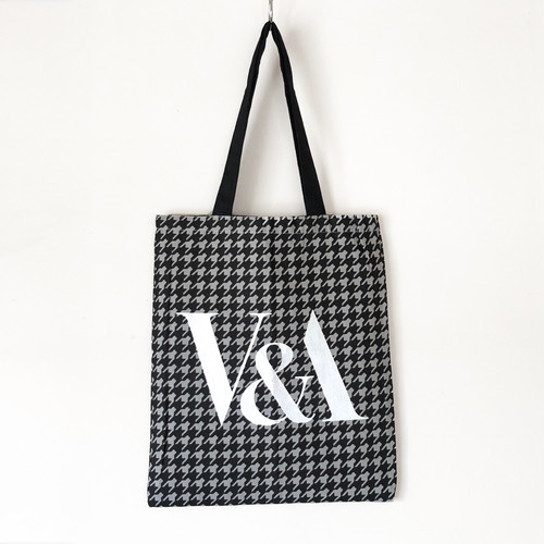 V&A design tote bag / TB-002 GY