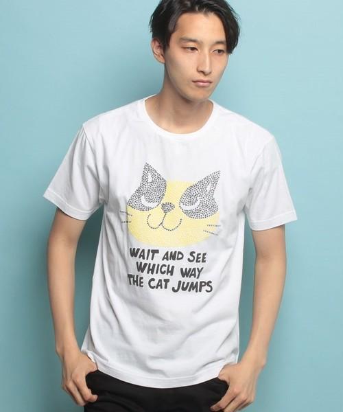 #448 Tシャツ WAIT