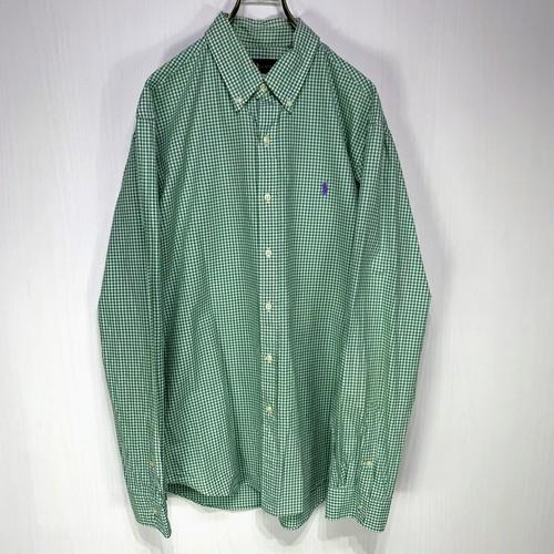 【Ralph Lauren】Long-sleeved shirt