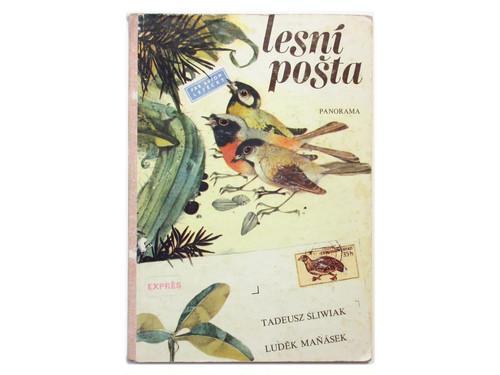 ルヂェク・マニャーセク「Lesni posta」1984年