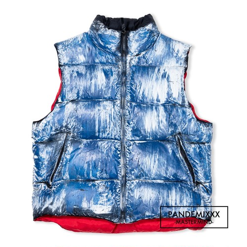 Over Sized Down Vest