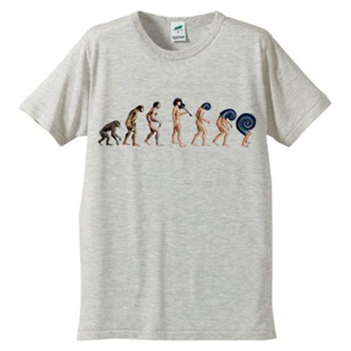 Evolution Tシャツ【メンズXL】