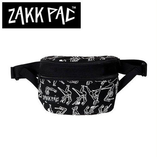 (ザックパック)ZAKKPAC HIP BAG​ NONCHELEE