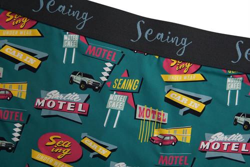 【seaing】MOTEL ボクサーパンツ