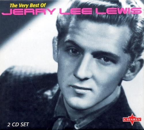 CD「THE VERY BEST OF / JERRY LEE LEWIS」  (2CD)