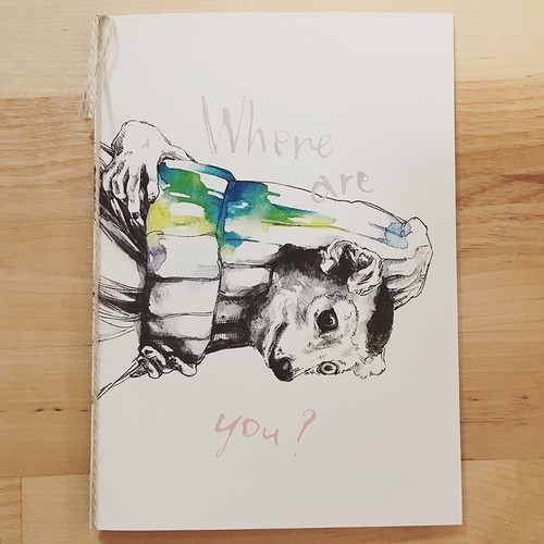 ZINE『Where are you?』