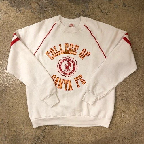 College Of Santa Fe Sweat ¥5,200+tax
