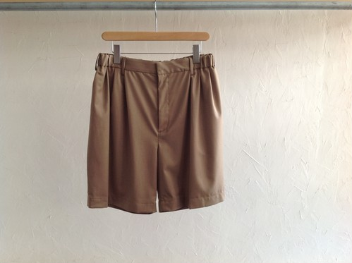 "40%OFF Edwina Horl WIDE SHORT PANTS""GOLD"""