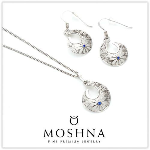 【MOSHNA:モシュナ】Blue Spiral SET ブルーコレクション