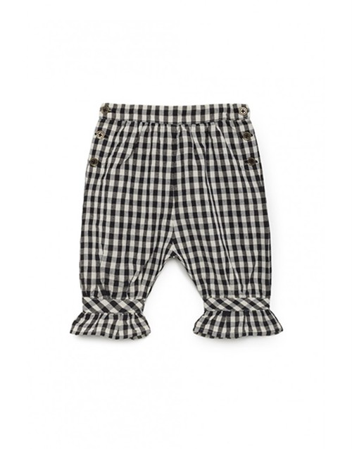 little creative factory / Baby Checked Pants