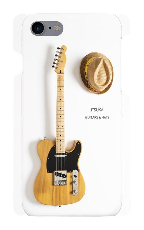 GUITARS & HATS 発売記念スペシャルiPhone 7/8ケース
