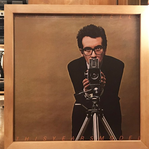 Elvis Costello ‎– This Year's Model (LP)