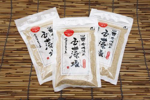 新潟県産玉藻塩