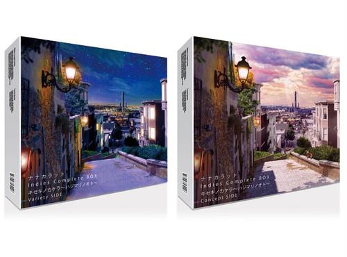 【キセキノカケラ~ハジマリノオト~】Indies Complate BOX【ステッカー付】