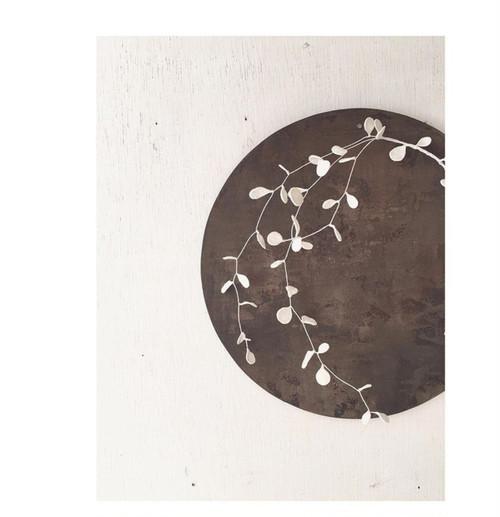 craft seed 紙の植物 葉