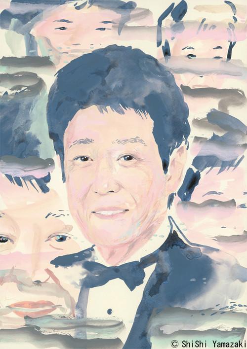 【ShiShiYamazaki 原画】舟木一夫