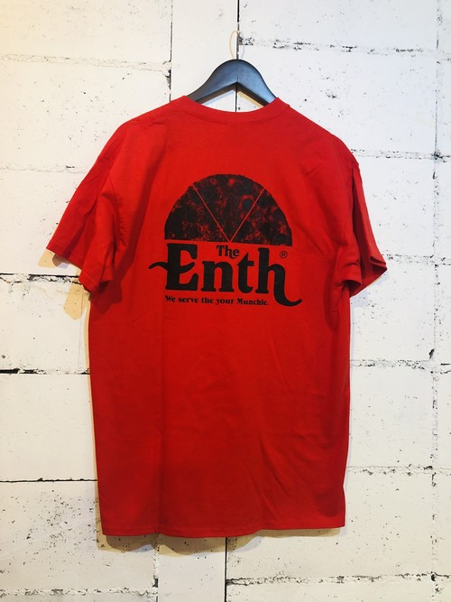 【ENTH】IF I FELL限定 ピザTシャツ