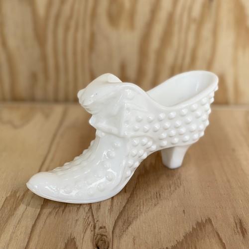 白いガラスの靴(SA242)