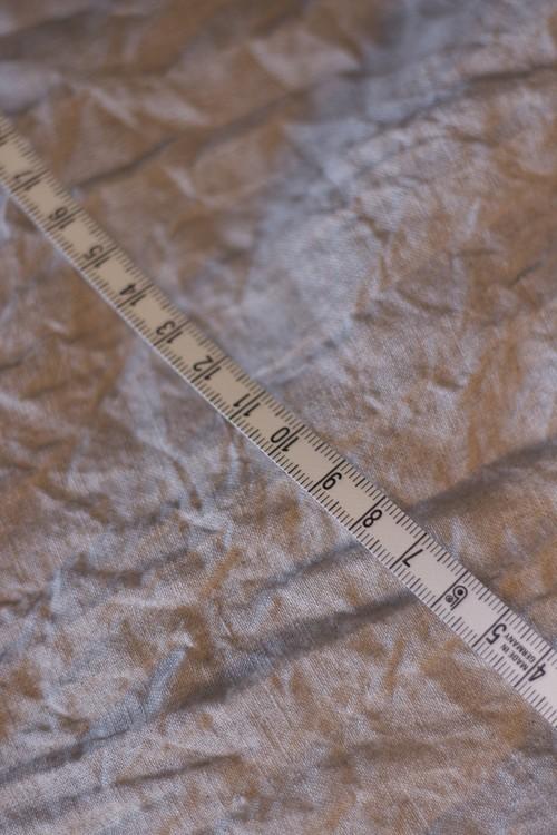 着丈(裾)を延ばす (3cm〜7cm)