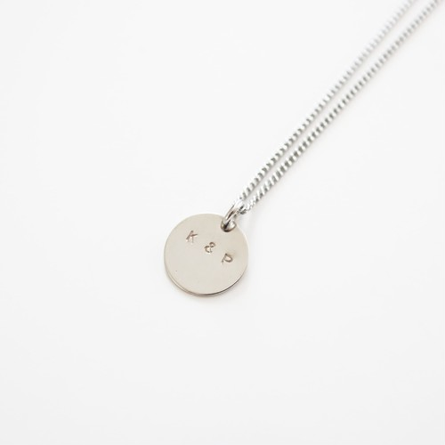 engraving  necklace