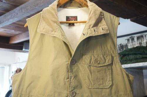 WOOLRICH WOOLEN MILLS hunting-style Vest