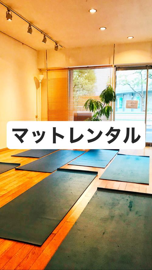 【レンタル】マットレンタル
