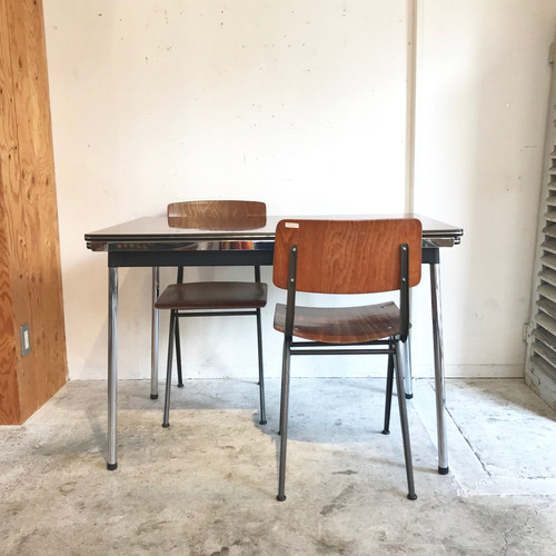 """TAVO"" Extension Dining Table ベルギー"