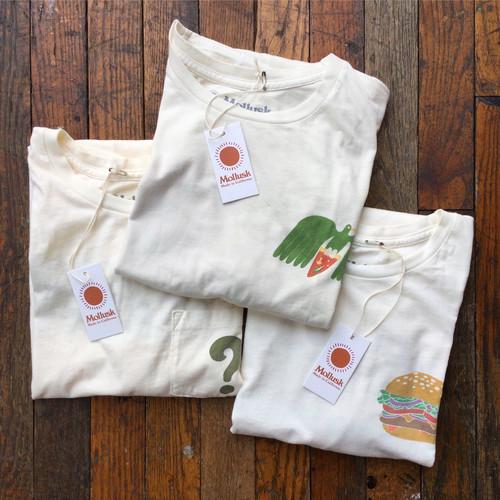 Mollusk /  Print T-Shirt
