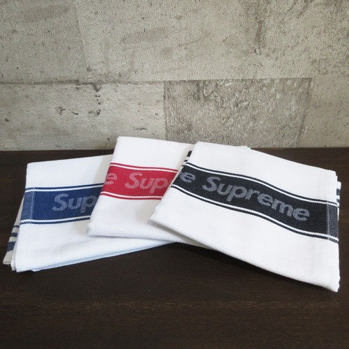 SUPREME 19SS Dish Towels (Set of 3)