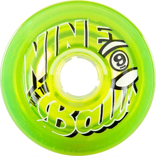 NINE BALLS / Lime (74mm 78A)