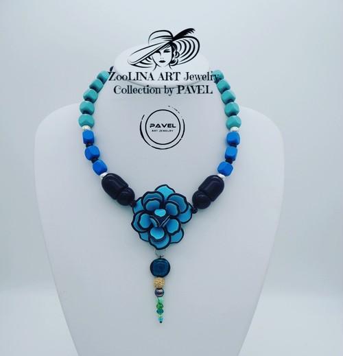 ZooLina Art ( Blue Rose)