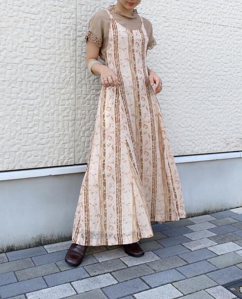 (PAL) camisole design one-piece