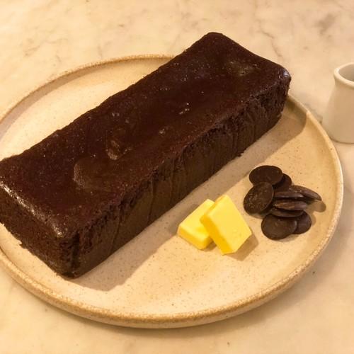 【チョコ好きにはたまらないっ☆】濃厚レアガトーショコラ