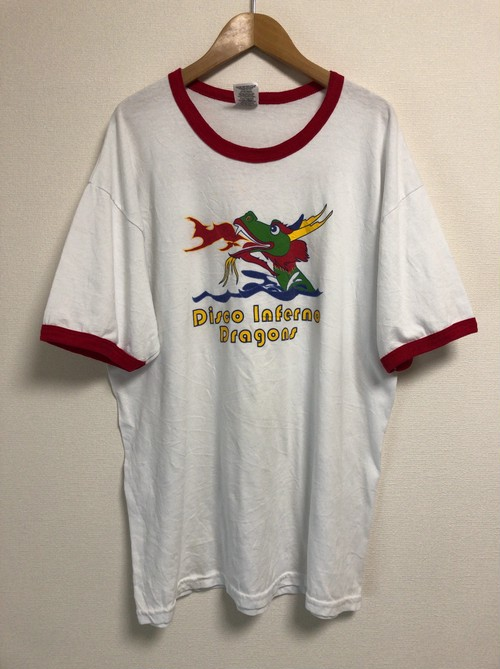 2007's Disco Inferno Dragons T's