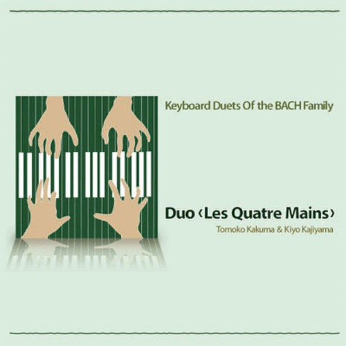 KEYBOARD DUETS OF THE BACH FAMILY
