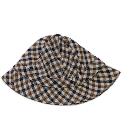 1970s Aquascutum Hat Large Made In England