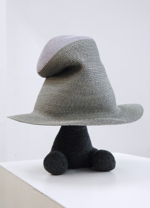 [ Wonder woo ] HAT/color:GY