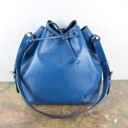 .LOUIS VUITTON M44005 AR0945 EPI NOE LEATHER SHOULDER BAG MADE IN FRANCE/ルイヴィトンエピノエレザーショルダーバッグ 2000000046013