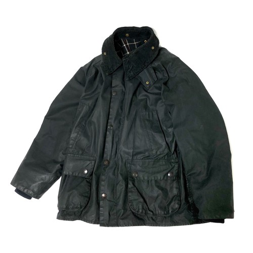 """90's """"BARBOUR / BEDALE"""" OILED JKT"""