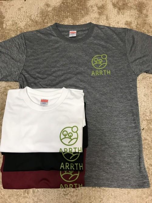 ARRTH ドライTシャツ 新品