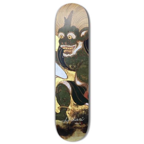 Hikari Skateboard Korin Fujin