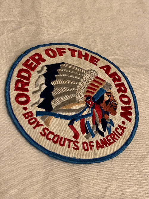 "PATCH "" ORDER OF THE ARROW """