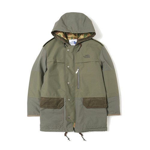 eYe COMME des GARCONS 【アイコムデギャルソン】× THE NORTH FACE 【ザノースフェイス】GORE-TEX INFINIUM PARKA