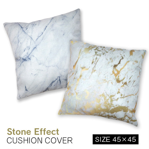 [SELECT]stone effect cushion cover