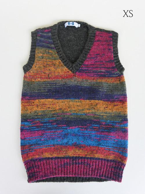 SogLia(ソリア)ARTIST Vest  Charcoal Gray