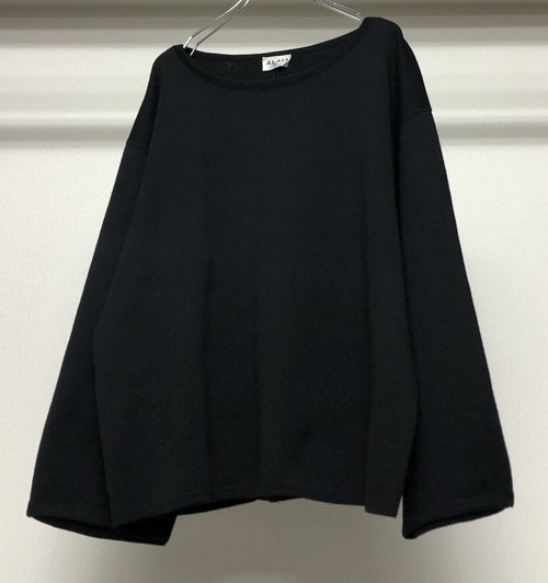 1980s ALAIA PARIS OVERSIZED CROPPED JUMPER